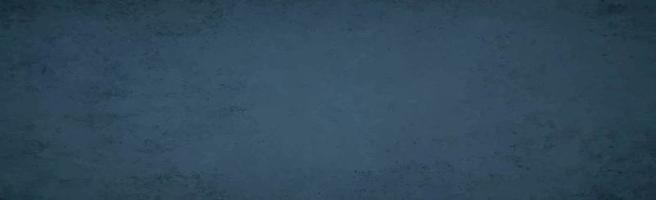 realistischer Hintergrund, dunkelblaue alte Wand - Vektor