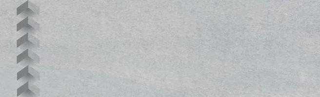 realistischer Hintergrund, leichte Textur einer alten Steinmauer mit Pfeilen - Vektor