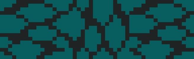 Militär oder Jagd Panorama Khaki geometrische nahtlose Muster - Vektor