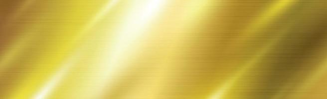 Panoramatextur aus Gold mit Glitzer - Vektor
