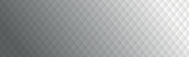 abstrakt vit bakgrund som består av grå romber - vektor