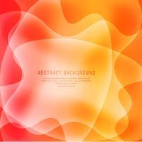 Abstrakt färgrik våg bakgrund vektor