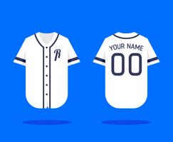 Baseball Jersey Mock-up