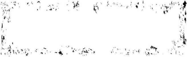 massor av vita stänk på vit panoramabakgrund - vektor