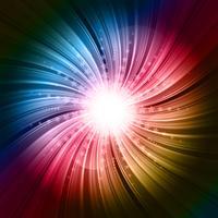 starburst bakgrund vektor