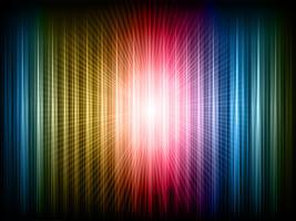 Färgglada linjer vektor