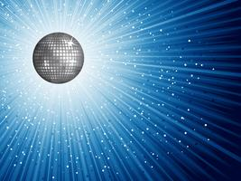Disco Hintergrund vektor