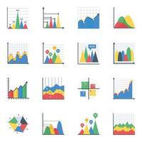 Infografiken in editierbar vektor
