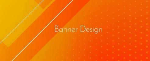 abstrakter heller geometrischer dynamischer moderner Musterdesign-Bannerhintergrund vektor