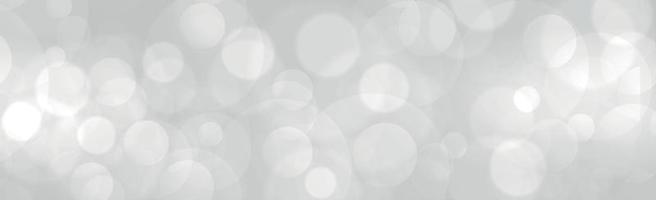 mehrfarbiges verschwommenes Bokeh auf hellem Hintergrund vektor