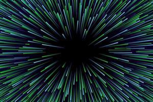 Geschwindigkeit des hellgrünen und blauen Hintergrunds vektor