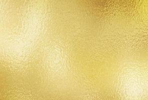 Papierfolie mit glänzender Goldstruktur vektor