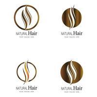 Hören Logo Vorlage Vektor Icon Design