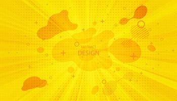 Pop-Art-Hintergrund vektor