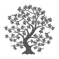 Clipart Baum Design vektor