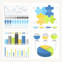 Vektor Infographik Elemente und Illustration