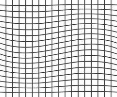 abstrakter Gitterstreifen geometrischer nahtloser Musterlinienhintergrund vektor