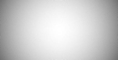 abstraktes Linienmuster der konzentrischen Kreisschallwelle vektor