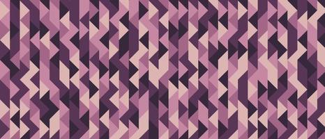 abstraktes Retro-Muster des geometrischen Hipster-Dreieckshintergrunds vektor