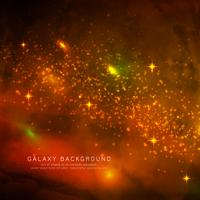 Abstarct magisk galaxbakgrund