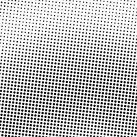 Abstrakter komischer punktierter Hintergrund vektor