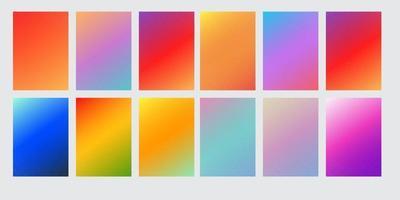 Hintergrund mit geometrischem Gefälle vektor