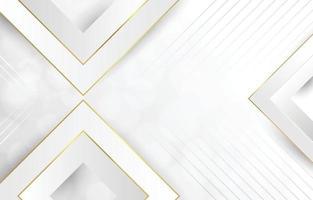eleganter weißer abstrakter Hintergrund vektor