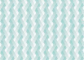 Muster mit zickzackblauen Linien vektor