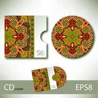 CD-Cover-Design vektor