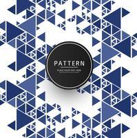 Modernt mönster bakgrund vektor