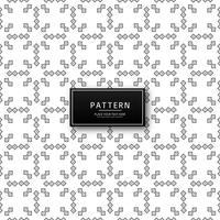 Moderner stilvoller abstrakter Hintergrund des Vektornahtlosen Musters
