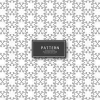 Modernes Design des abstrakten geometrischen nahtlosen Musters