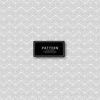 Elegante abstrakte geometrische Linien Muster Design