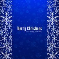 Moderner Hintergrund der frohen Weihnachten vektor