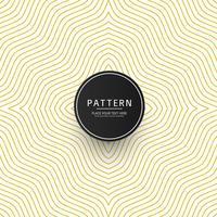 Eleganter Hintergrund des kreativen geometrischen Musters vektor