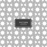 Moderner stilvoller abstrakter Hintergrund des geometrischen nahtlosen Musters