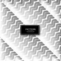 Elegante abstrakte geometrische Linien Muster Hintergrund Vektor