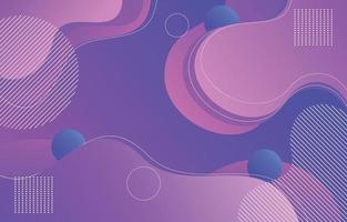 abstrakter lila Hintergrund vektor