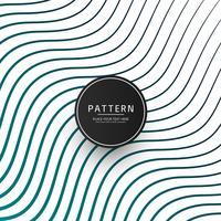 Auszug abgestreifte Linien Muster Hintergrund vektor