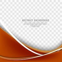 Moderner wellenförmiger Hintergrund vektor