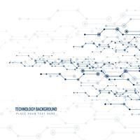 Abstrakt kretskort för teknologisk bakgrund