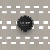 Enkel geometrisk mönster bakgrund vektor