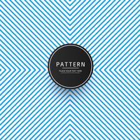 Blauer Hintergrund des abstrakten geometrischen Musters