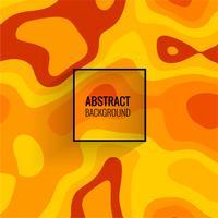 Abstrakt färgstarka papperskurva bakgrunds vektor
