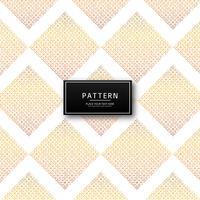Modern dekorativ sömlös mönster design vektor