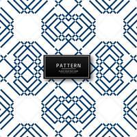 Modernes geometrisches Musterdesign