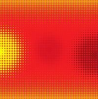 Abstrakter bunter komischer Hintergrund mit punktiertem Design vektor