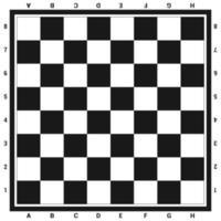 moderne Schachbretthintergrunddesign-Vektorillustration vektor
