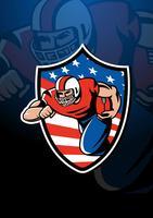 American Football Spieler