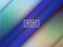 Abstrakter moderner bunter Streifenhintergrund
